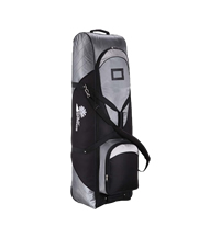 Funda de viaje Palm Springs Tour Player con ruedas plata