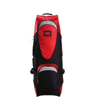 Funda de viaje Palm Springs Tour Player con ruedas roja