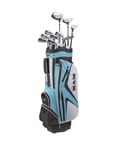 45b2c16ccbbe6 Set Golf Ram Golf Demon SDX para Mujeres con Bolsa - EQUIPOS DE GOLF ...